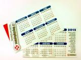 Kapesní kalendářík 2013 zdarma